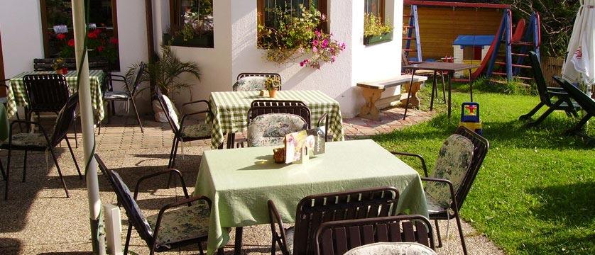 Hotel Alpina Shwendau, Mayrhofen, Austria - terrace.jpg